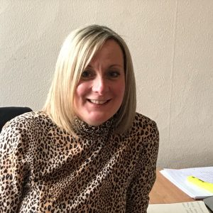 Kerry Knox : Head of Service (Prison Visitors' Centres)
