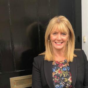 Elaine Stalker : Deputy Chief Executive