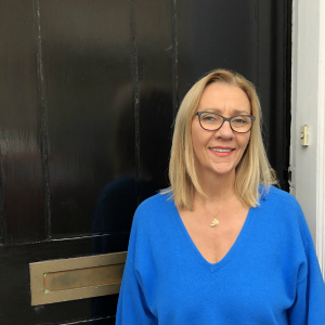 Fiona Allan : Helpline Manager