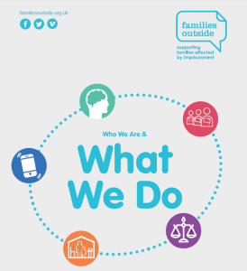Families Outside Who we Are What we do Front Cover
