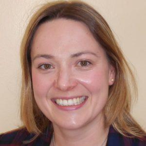 Laura van der Hoeven : Head of External Engagement